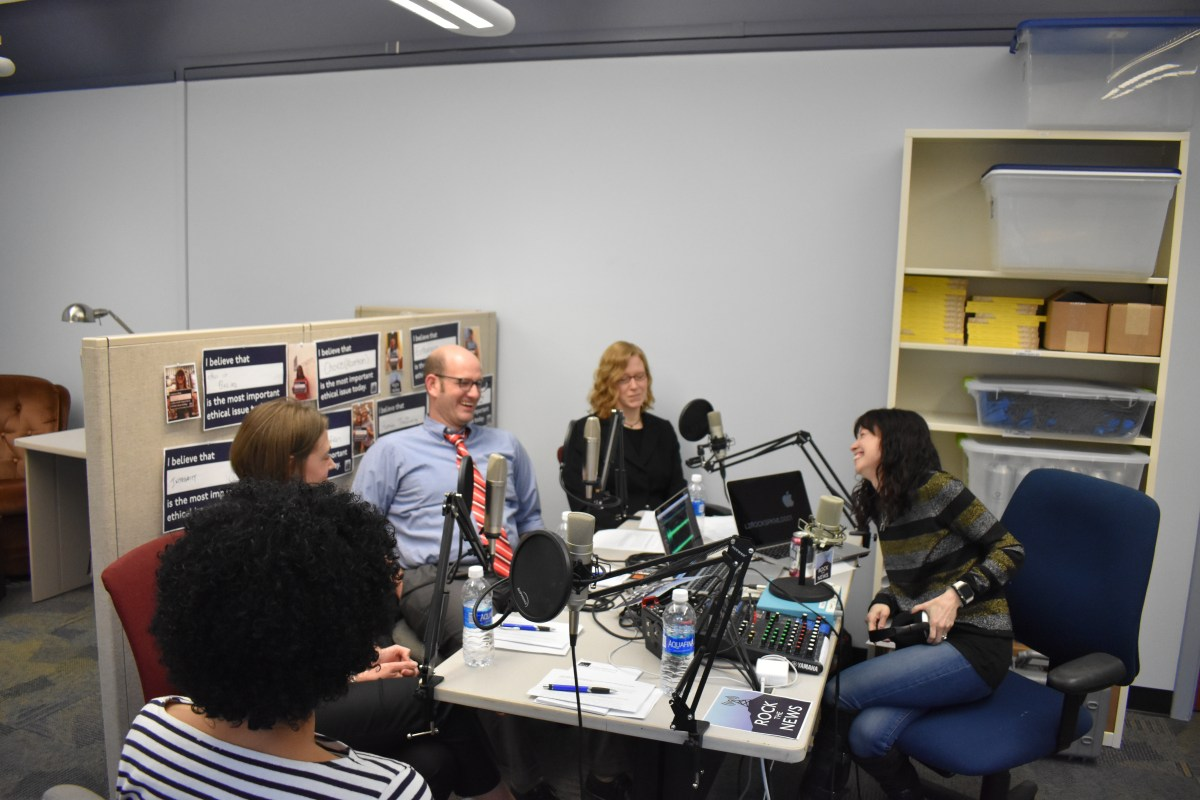 Inwood Rock the News podcast